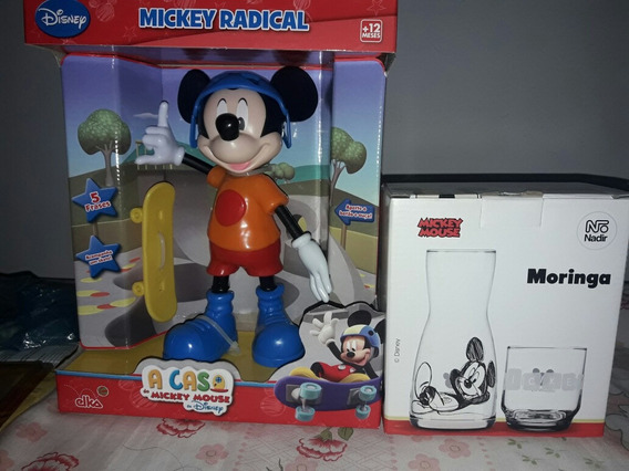 Mickey Radical + Brinde 5 Frases Disney