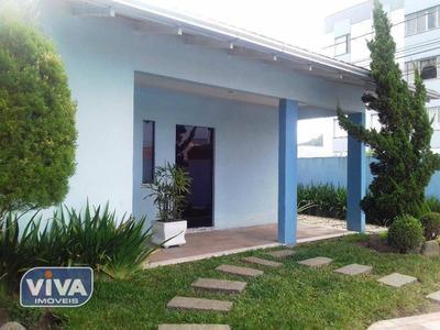 Casa Com 4 Dormitórios À Venda, 160 M² Por R$ 950.000 - Vila Operária - Itajaí/sc - Ca0555