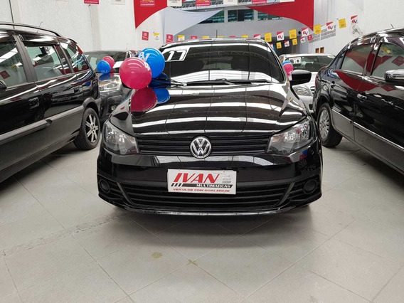 Volkswagen Gol 1.6 Msi Trendline Total Flex 5p 2017