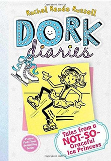 Dork Diaries 4 Tales From A Not So Graceful Ice Princess De