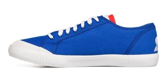Zapatillas Le Coq Sportif Nationale Sport Moda Urbanas Azul