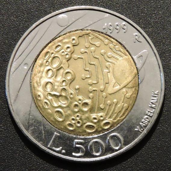 San Marino 500 Liras 1999