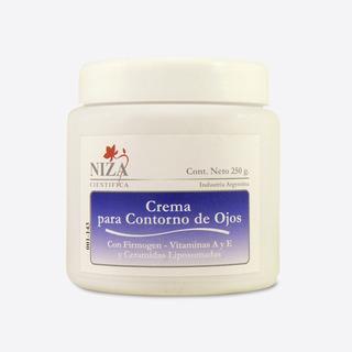 Crema Para Contorno De Ojos X250g - Niza-p/prof