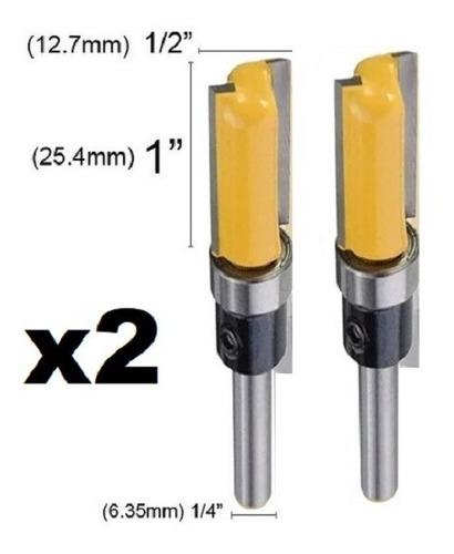 Imagen 1 de 7 de Fresa Router Copiador Invertido 305127x Stronger Luthier X2
