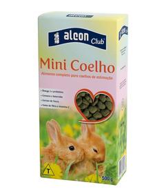 Ração Para Mini Coelho Alcon Club - 500 G