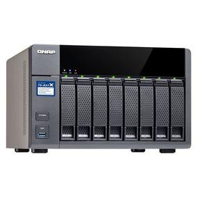 Storage Qnap Ts-831x Nas Até 96tb 8 Baias ( Sem Hds )