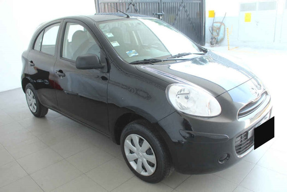 Nissan March 2012 5p Drive 5vel