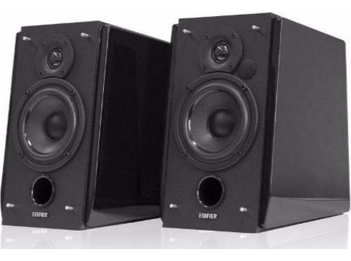 Caixas De Som Monitores Ativo Edifier R1800 Bluetooth 70 Rms