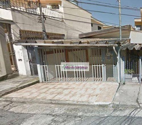 Casa Com 2 Dormitórios À Venda, 53 M² Por R$ 620.000,00 - Mirandópolis - São Paulo/sp - Ca0213