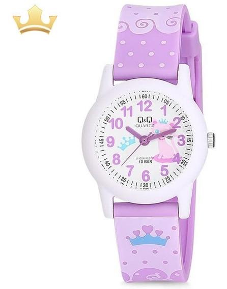 Relógio Q&q By Japan Infantil Vr99j806y C/ Garantia E Nf