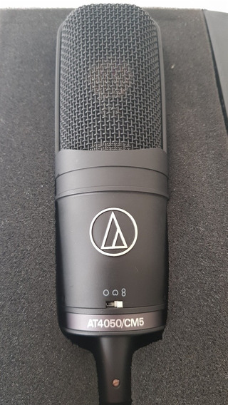 Microfone Condensador Multi-padrão Audio-technica at4050