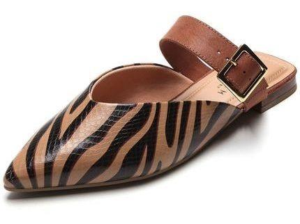 Mule Ramarim Zebra Canela - 1981202