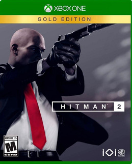 Hitman 2 Gold Edition Xbox One (en D3 Gamers)
