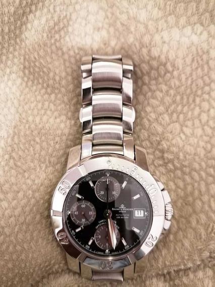 Elegante Reloj Baume Mercier Capellán Hombre