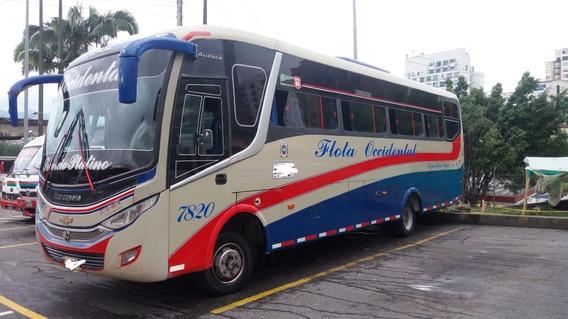 Vendo Bus Chevrolet Frr Marcopolo Modelo 2014, 36 Pasajeros