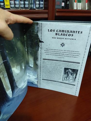 El Libro Oficial De Juego De Tronos Tras Las Cámaras De Hbo Mercado Libre