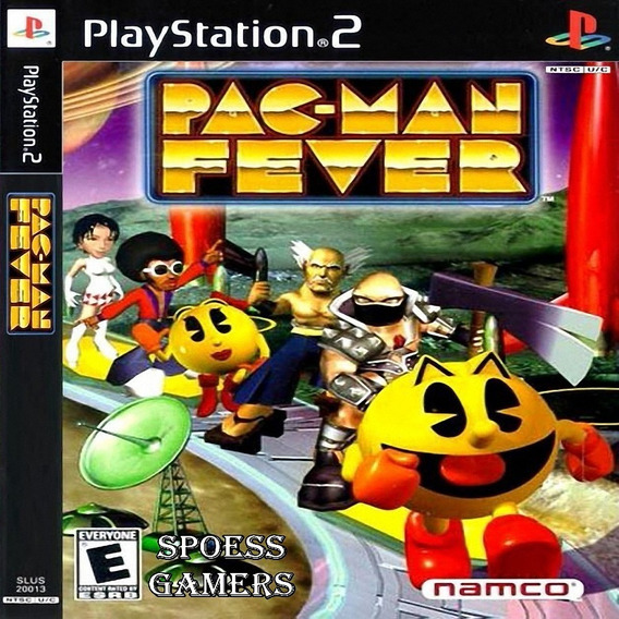 Pac-man Fever Ps2 Patch