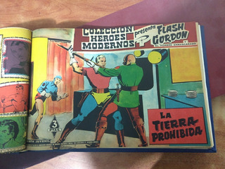 80 Verdes 1958 Comics Flash Gordon 63 Historietas