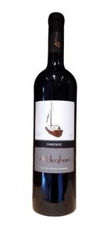 Vinho Fino Tinto Carménère Aldegheri 750ml - Canguera