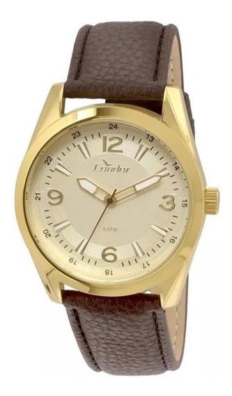 Relógio Condor Masculino Metal Co2035kqa/2d
