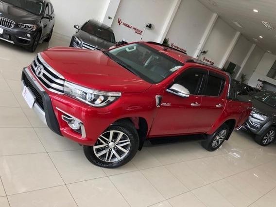 Toyota Hilux Srx 4x4 Cd 2.8 16v Diesel