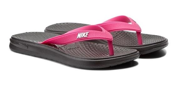 Sandalia Nike Mujer Solay Thong Sports Comoda Ligera Origin
