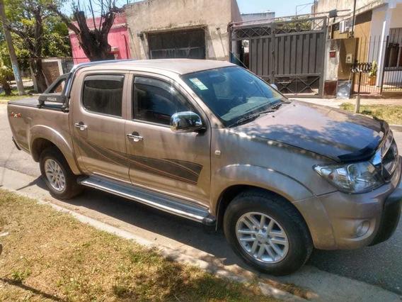 Toyota Hilux 2,5 D/c Dx 4x4