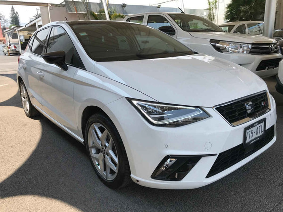 Seat Ibiza 2018 5p Fr L4/1.6 Man Paq. Seg.