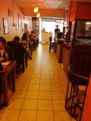 Venta Derecho De Llaves Cafetería Restaurant