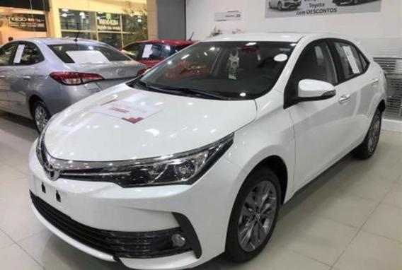 Toyota Corola 2.0 Xei Branco 2019 0km