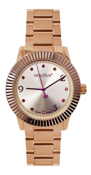Reloj Mujer Nine2five As19o14rgrg Watch It!