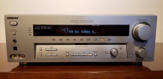 Receiver Sony Av 5.1 - Modelo: Str De895