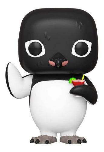 Figura Funko Pop Billy Madison - Penguin W/cocktail