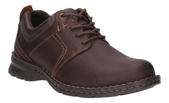 Zapato Casual Panama Jack Hombre Café - Pz87