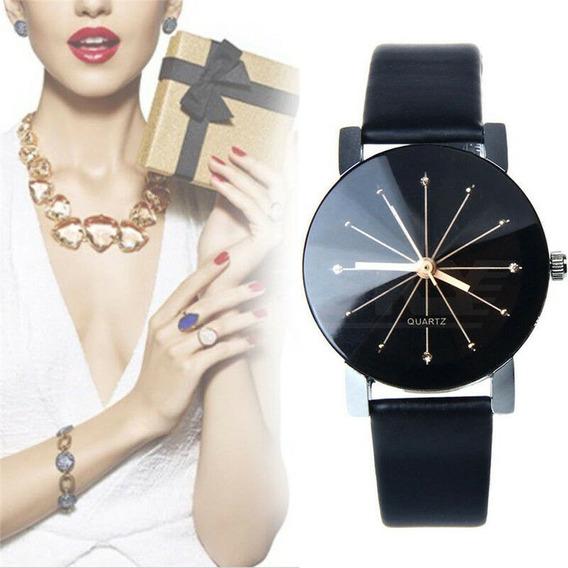 Relógio De Luxo Feminino Quartz