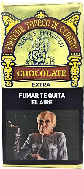 Cerrito San Francisco Chocolate 45 Grs Tabaco Para Armar
