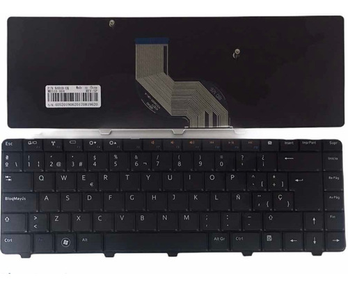 Teclado Dell N4010,n4030
