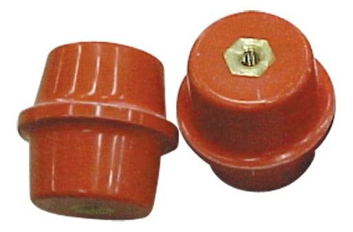 Isolador Bujao Cebel 03 58x75 3/8 C/10 Unidades