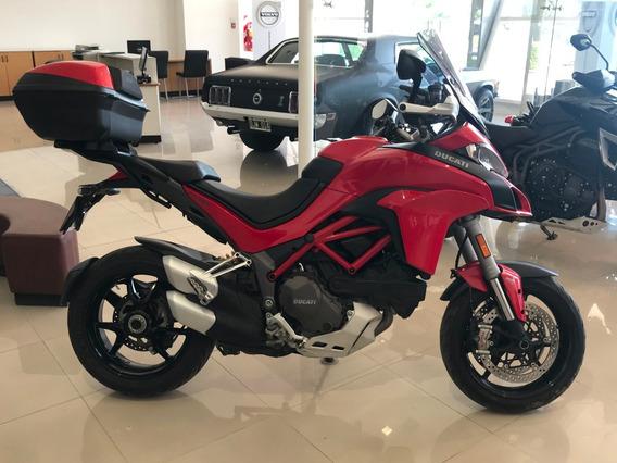 Ducati Multistrada 1200 S ( Equipada)