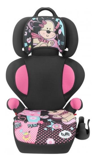 Cadeirinha Infantil Bebê De Carro Rosa Supreme Criança !