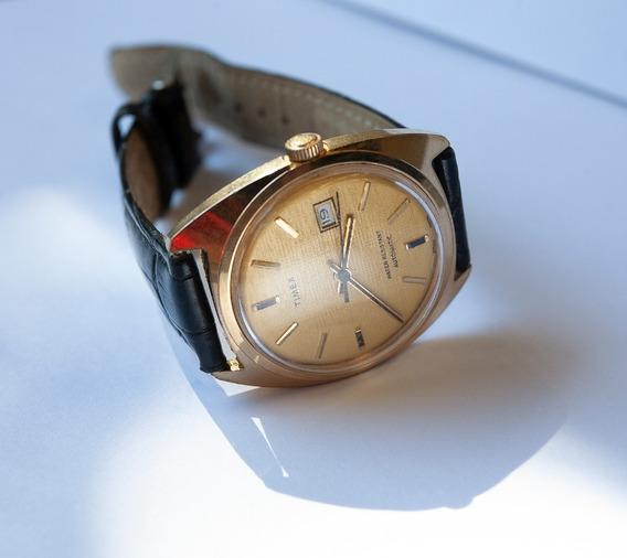 Reloj Timex Water Resistant Automatic Vintage