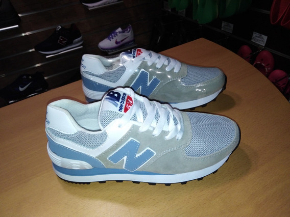 Zapatos Deportivos New Balance Unisex Talla 35 Skg