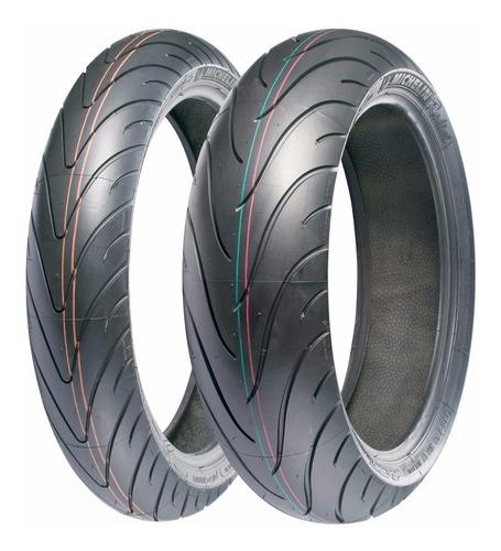 Cubierta Michelin 180 55 17 Pilot Road 2 73w Zr En Fas Motos