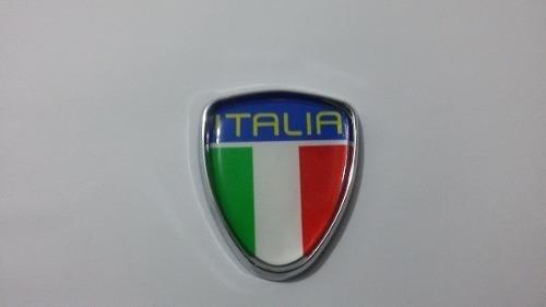 Emblema Escudo Italia Punto- Escudo Italia Fiat Punto