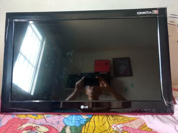 Tv Lg 3d Lm3400 De 32 Polegadas Mais 3 Oculos