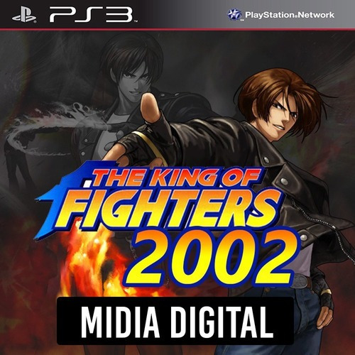 Kof 2002 The King Of Fighters 2002 - Ps3 Psn*