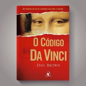 Livro Fisico, O Codigo Da Vinci, Dan Brown, Robert Langdon