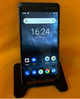 Celular Nokia 6 Ta-1025 Negro 32gb Ipp7