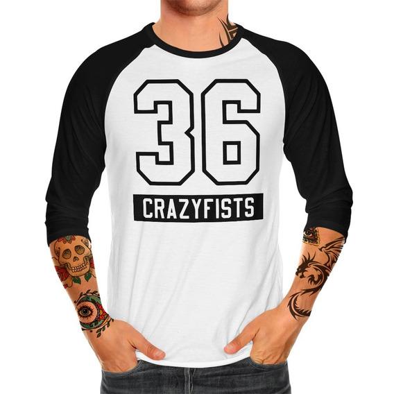 Playera Hombre 36 Crazyfists C-1