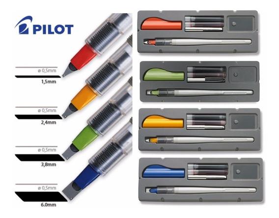 Pilot Parallel Pen Pluma Caligrafica 3,8 X Unidad